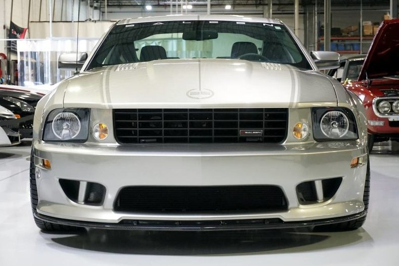 2008 Ford Mustang Saleen S302E Sterling Extreme