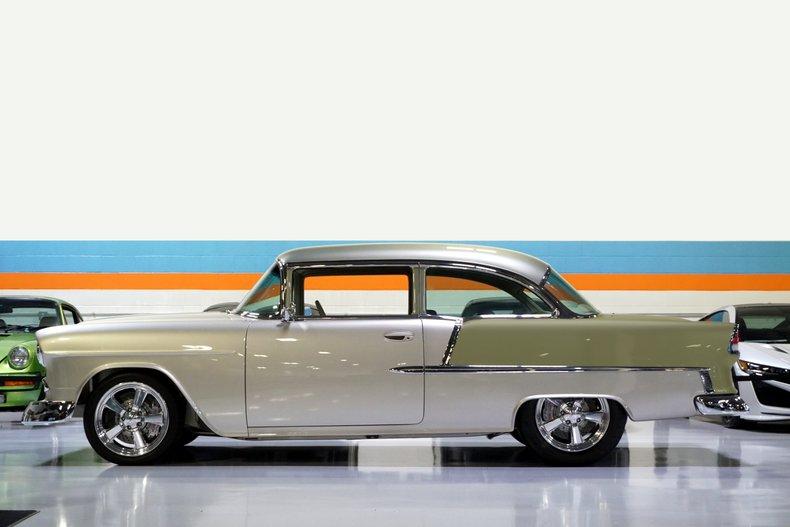 1955 Chevrolet Ramjet