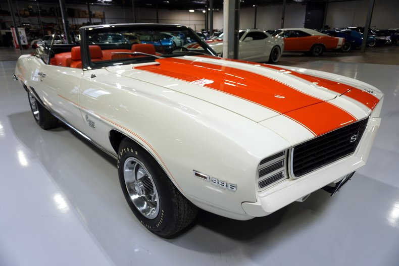 1969 Chevrolet Camaro SS 396 Pace Car