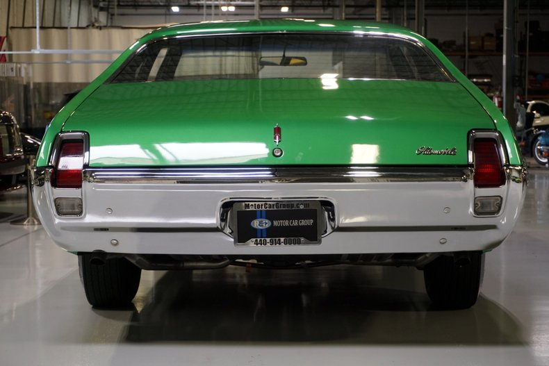 1969 Oldsmobile F85 | R&H Motor Car Group