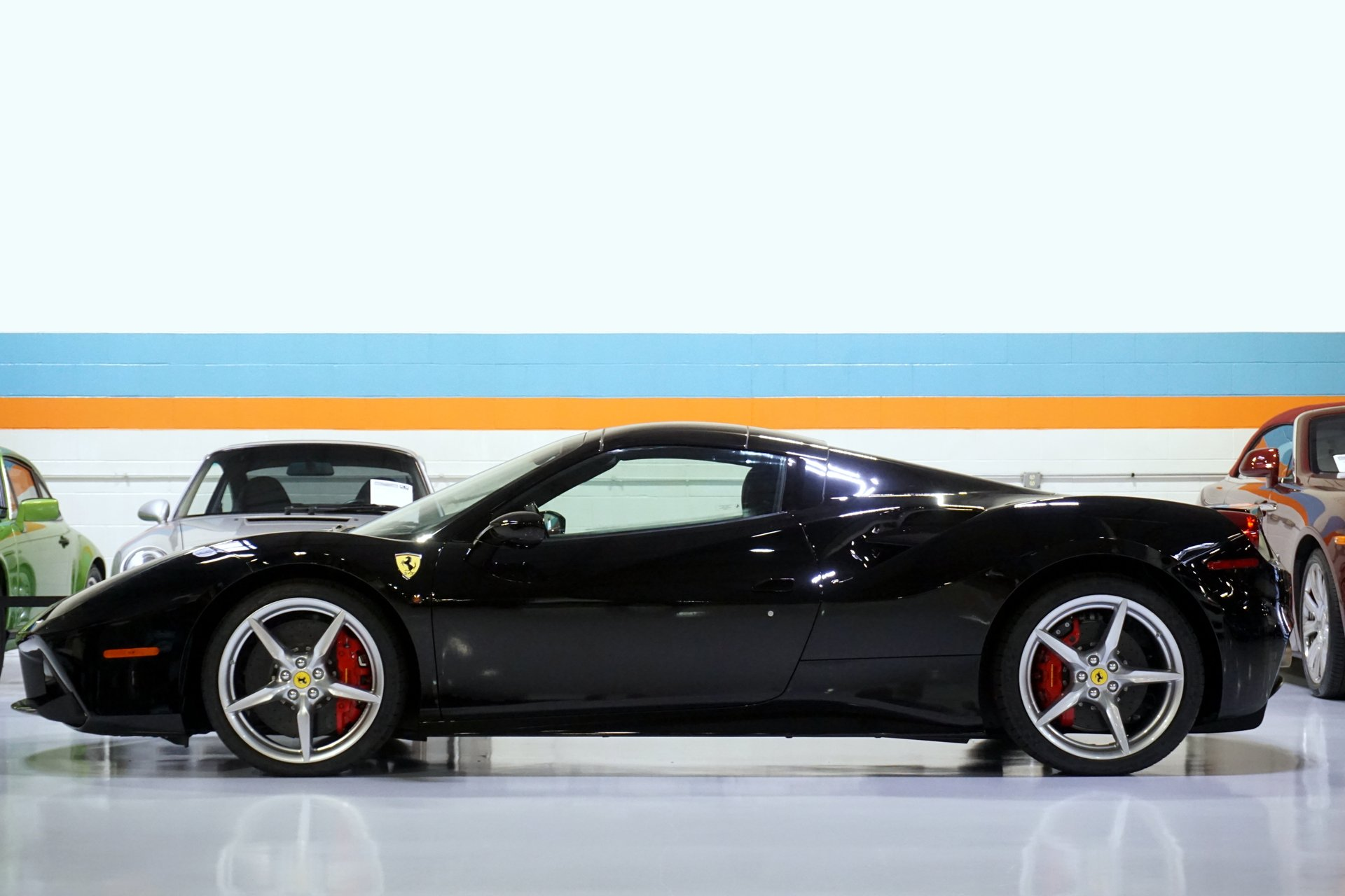 2017 Ferrari 488 Spider >> 2017 Ferrari 488 Spider R H Motor Car Group