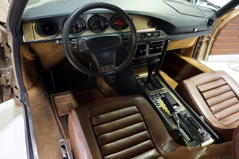 1972 Citroen SM