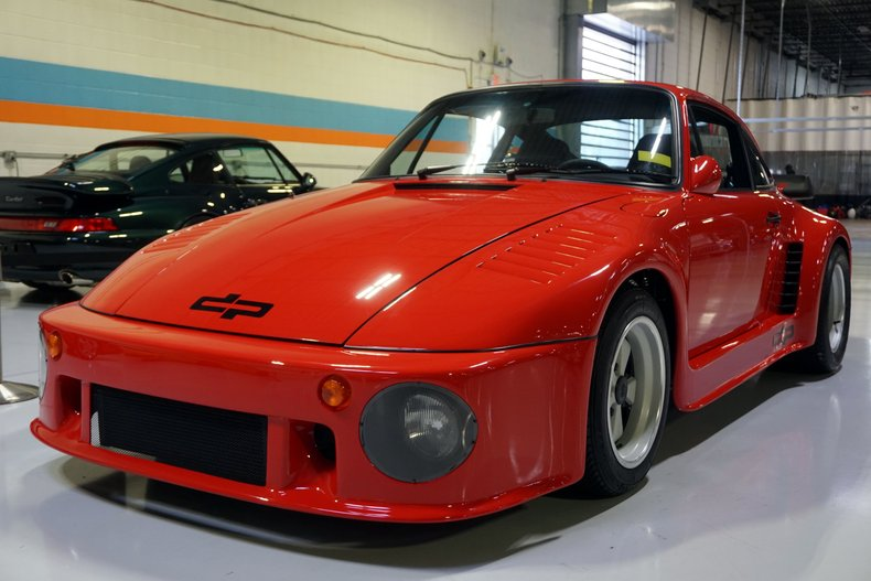 1984 Porsche 935 DP Motorsport