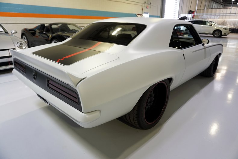 1969 Chevrolet Detroit Speed built Camaro
