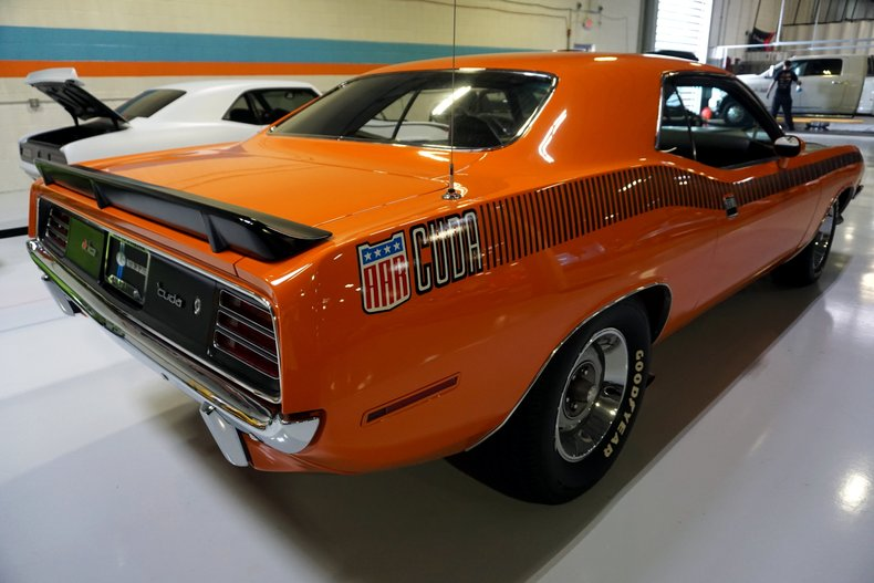 1970 Plymouth AAR CUDA Tribute | R&H Motor Car Group
