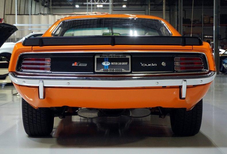 1970 Plymouth AAR CUDA Tribute