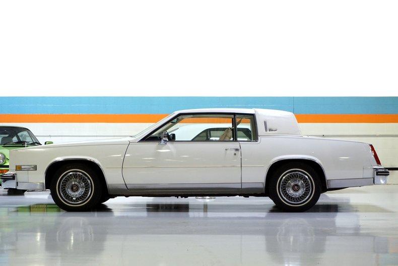 1985 Cadillac Eldorado For Sale