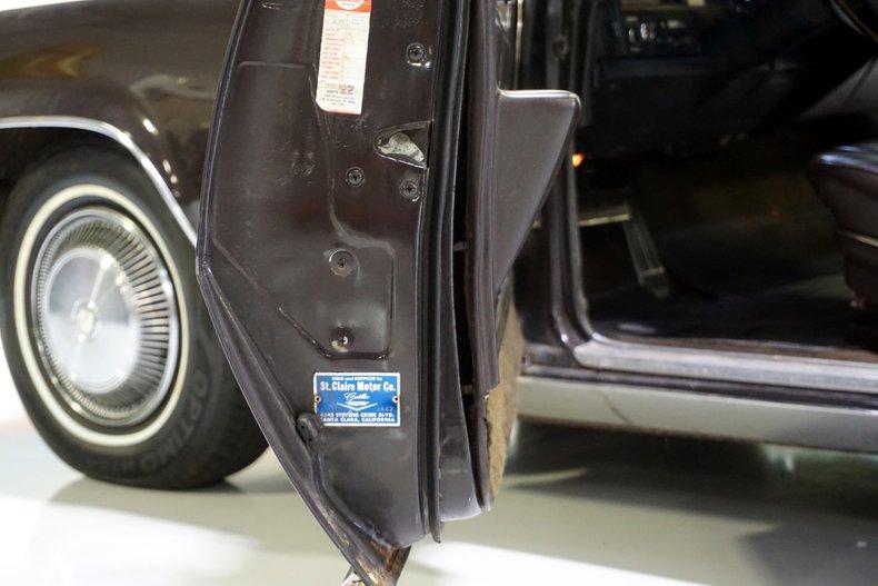 1969 Cadillac Eldorado