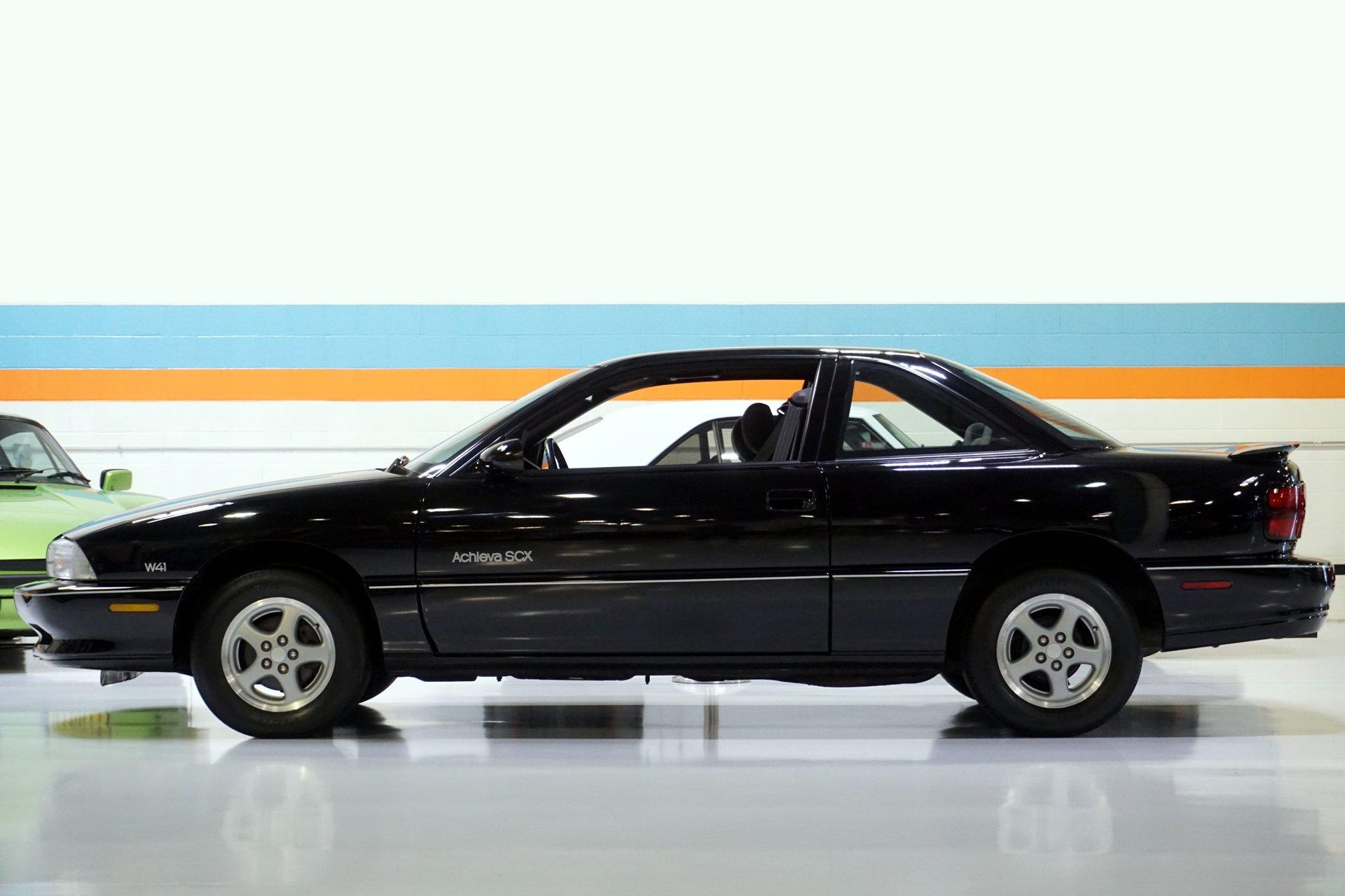 1992 Oldsmobile Achieva