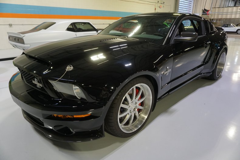 2007 Ford Shelby Super Snake