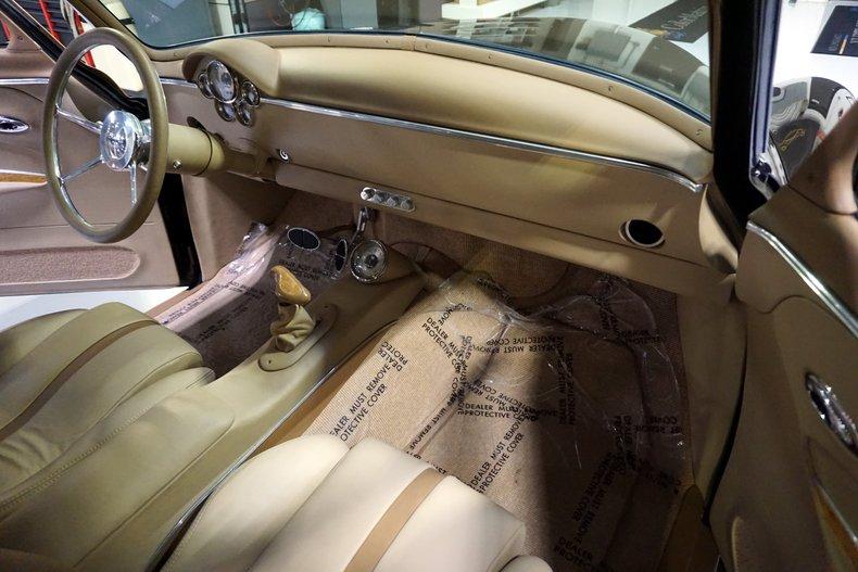 1950 Chevrolet Tin Woody