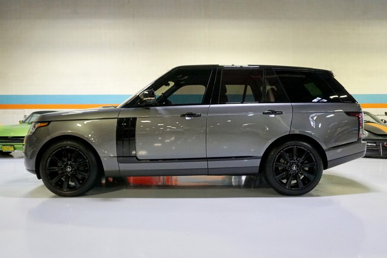 2017 Land Rover Range Rover For Sale