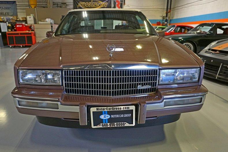 1989 Cadillac Eldorado