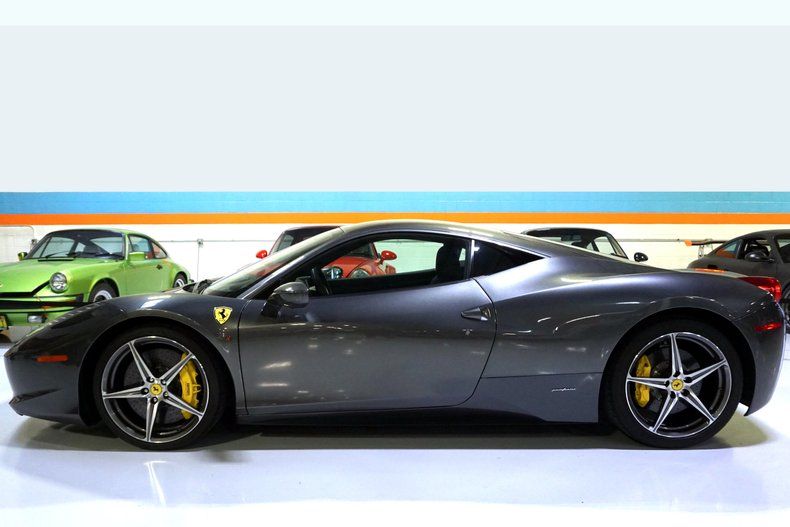 2013 Ferrari 458 Italia For Sale
