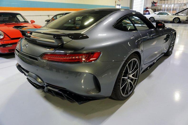 2018 Mercedes-Benz AMG GT-R