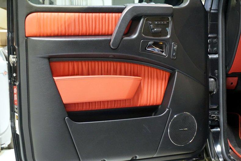 2017 Mercedes-Benz G Wagon
