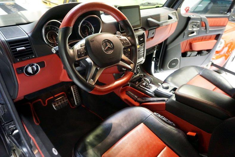 2017 Mercedes-Benz G-Class