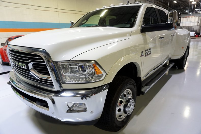 2017 Dodge RAM 3500 Laramie Limited