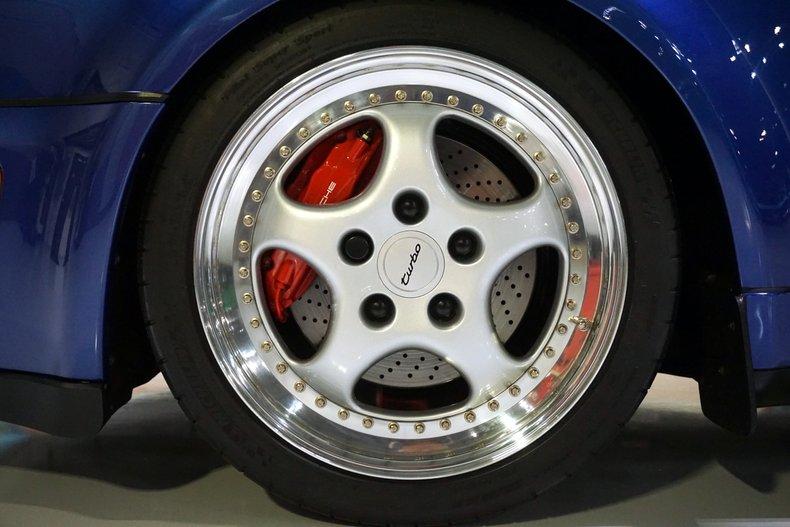 1994 Porsche 3.6 Turbo