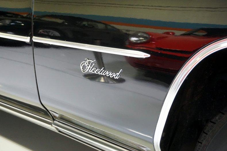 1975 Cadillac Fleetwood