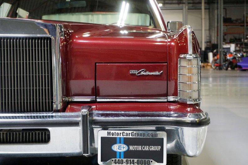 1978 Lincoln Town Car