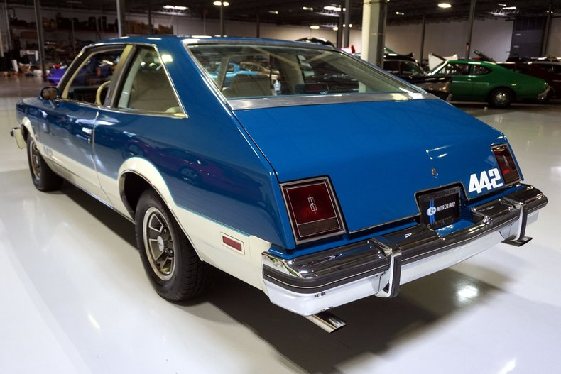 1978 Oldsmobile Cutlass 442
