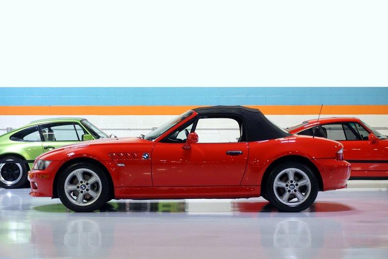 2000 BMW Z3 2.5 Roadster For Sale