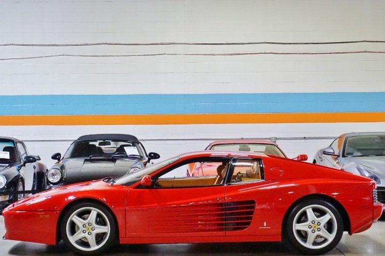 1992 Ferrari 512 For Sale