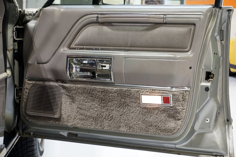 1988 Lincoln Town Car Cartier Edition
