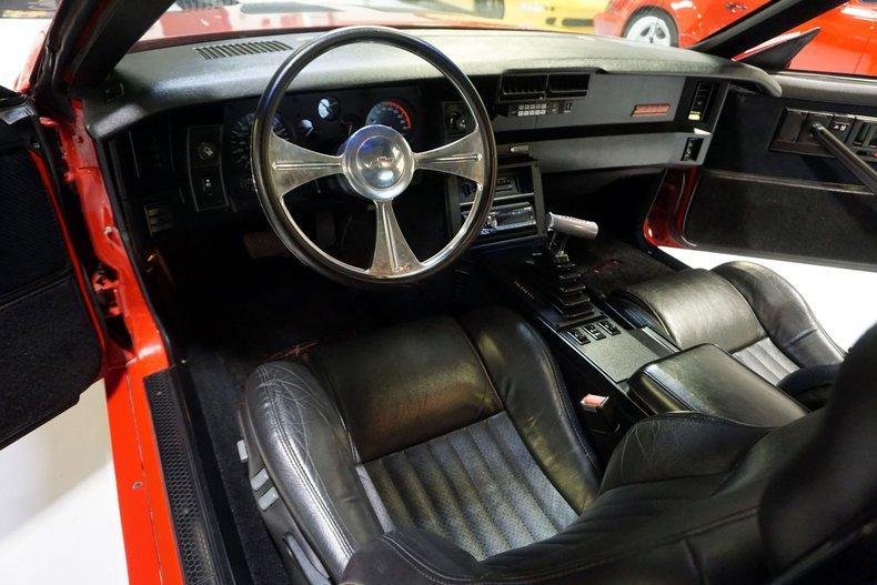 1986 Chevrolet Camaro Z28