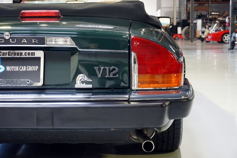 1990 Jaguar XJS/XJS-C
