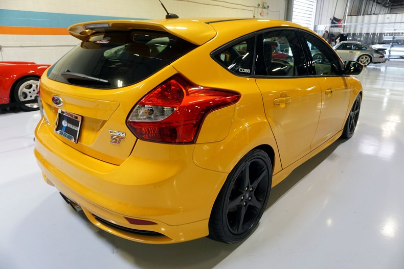 2013 Ford Focus ST