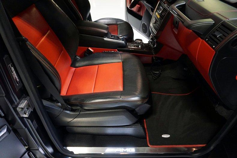 2017 Mercedes-Benz AMG G 63 4MATIC