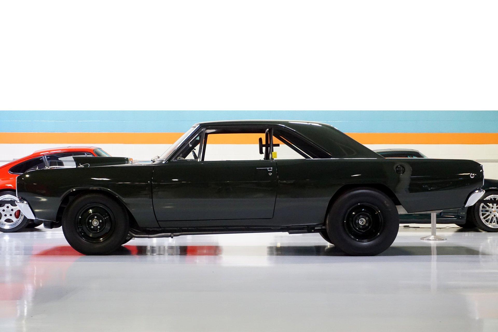 1968 Dodge Dart R H Motor Car Group