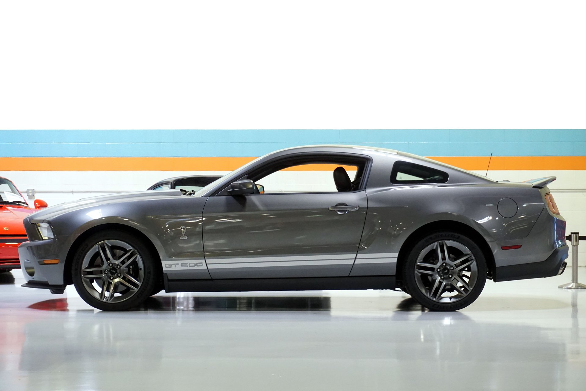 2010 Ford Mustang Shelby GT500 SVT