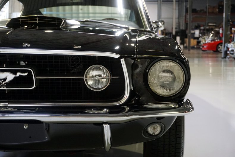 1967 Ford Mustang GT Fastback