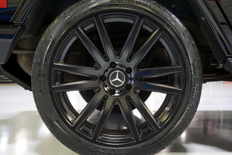 2015 Mercedes-Benz G550