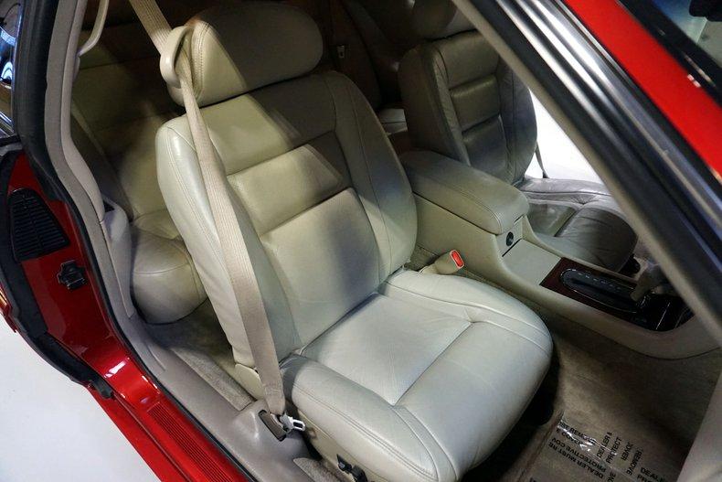 2001 Cadillac Eldorado Touring ETC