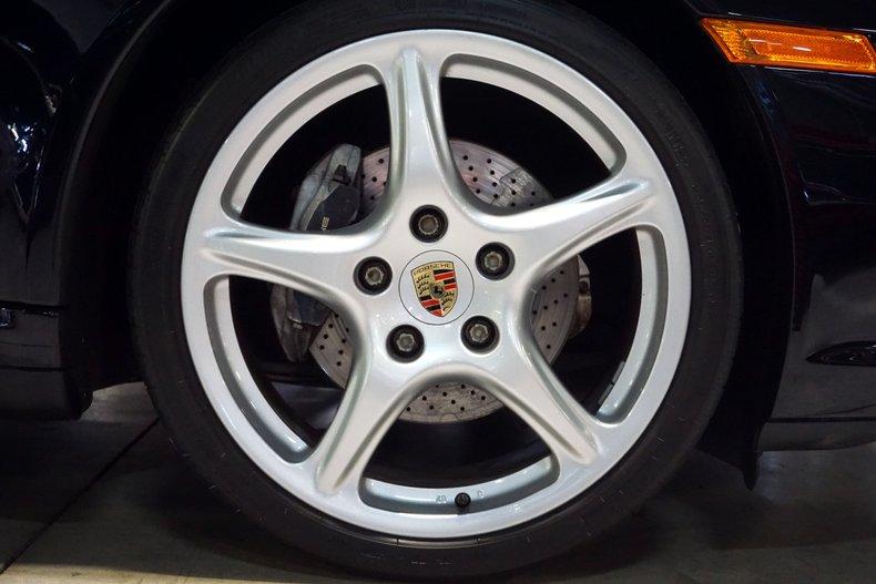 2006 Porsche 911 Carrera 4