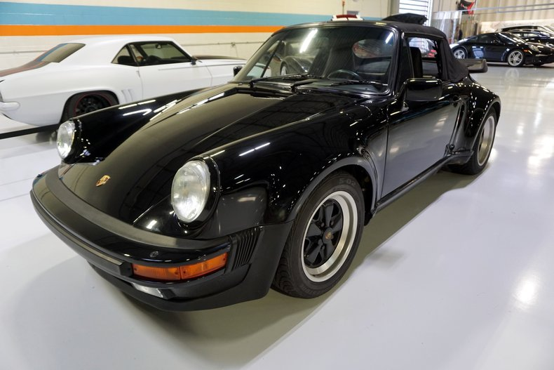 1989 Porsche 911