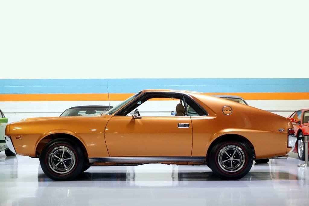 1969 AMC AMX | R&H Motor Car Group
