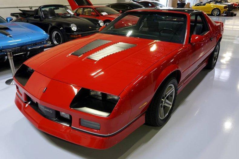 1986 Chevrolet Camaro | R&H Motor Car Group