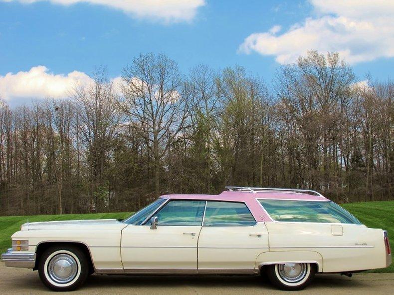1974 Cadillac DeVille