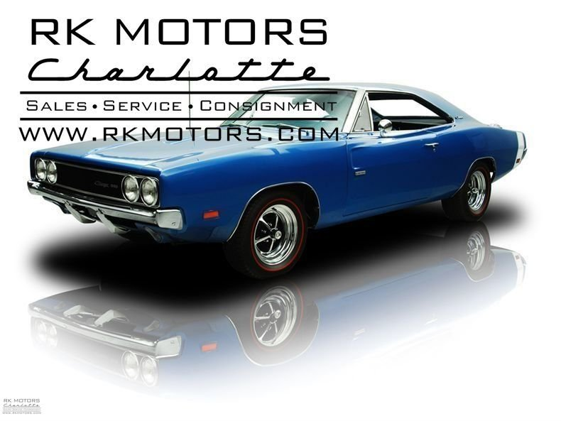 132050 1969 Dodge Charger Rk Motors Classic Cars For Sale