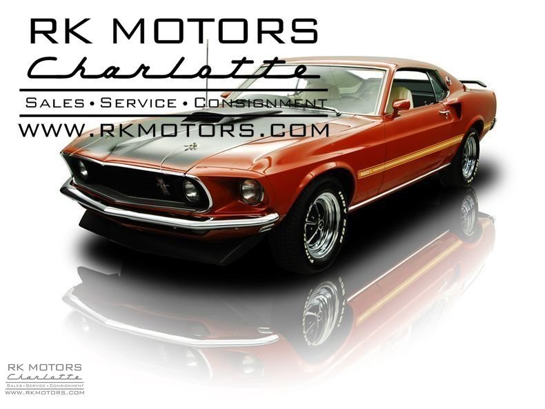 131991 1969 Ford Mustang Rk Motors Classic Cars And Muscle Cars For Sale