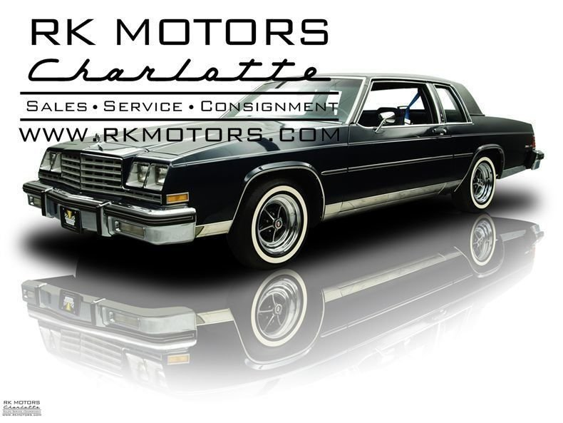 1981 buick lesabre limited