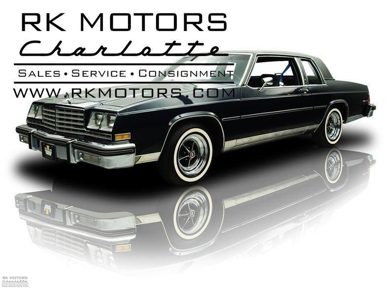 For Sale 1981 Buick LeSabre