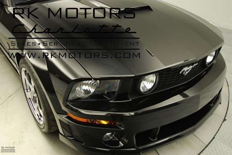 132106 2007 Ford Mustang RK Motors Classic Cars for Sale