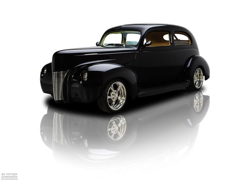 For Sale 1940 Ford Tudor