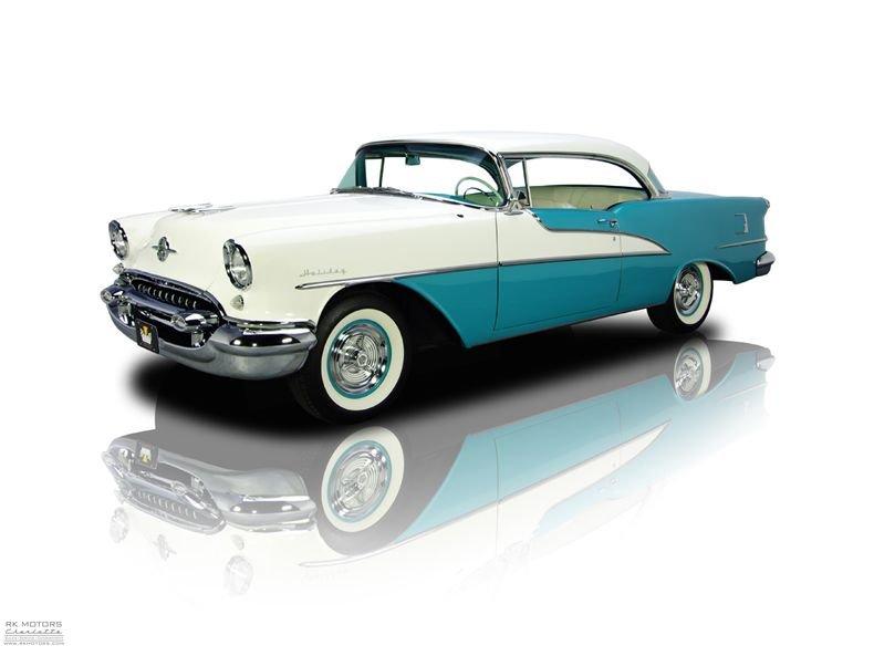 For Sale 1955 Oldsmobile 98